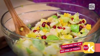 Food Network Kitchen App TV Spot, 'Incredible Things Are Happening' - Thumbnail 9