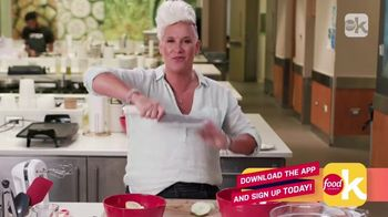 Food Network Kitchen App TV Spot, 'Incredible Things Are Happening' - Thumbnail 3