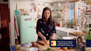 Food Network Kitchen App TV Spot, 'Incredible Things Are Happening' - Thumbnail 7