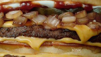 Sonic Drive-In Biggie Cheese TV Spot, 'Monster Truck' - Thumbnail 1