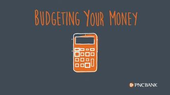 PNC Bank Financial Services TV Spot, 'Smart Sense Tip: Budgeting Your Money: How Much Do You Make' - Thumbnail 1