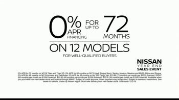 Nissan Year End Sales Event TV Spot, 'Black Friday' [T2] - Thumbnail 8