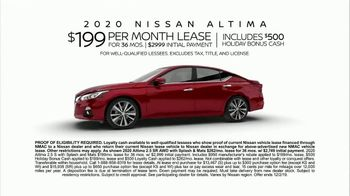2020 Nissan Altima TV Spot, 'Roller Derby' Song by The Donnas [T2] - Thumbnail 8