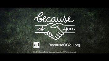 Because of You TV Spot, 'Jumanji: The Next Level: Bullying Prevention' - Thumbnail 9