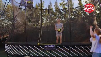 Springfree Trampoline Black Friday Sale TV Spot, 'Discover the Difference'