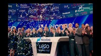 NASDAQ TV Spot, 'Livongo'