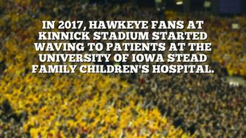 BTN LiveBIG TV Spot, 'Iowa Boosts the Morale of Their Pediatric Patients' - Thumbnail 2