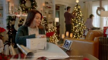 The Home Depot TV Spot, 'Holidays: A Smart Home Christmas'