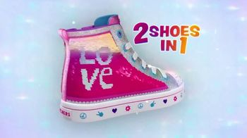 SKECHERS Flip Kicks TV Spot, 'Two Shoes in One' - Thumbnail 6