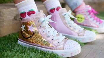 SKECHERS Flip Kicks TV Spot, 'Two Shoes in One'