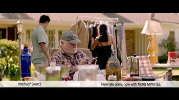 GreatCall TV Spot, 'Holidays: Yard Sale: Save 25%' - 87 commercial airings