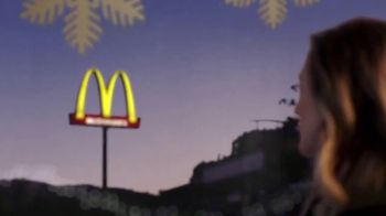 McDonald's Snickerdoodle McFlurry and Bacon BBQ Burger TV Spot, 'Holiday Shopping' Song by The Coasters - Thumbnail 6