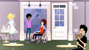 United Spinal Association TV Spot, 'Disability Etiquette PSA: Invisible' - Thumbnail 6