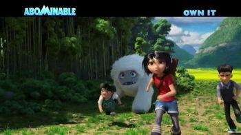 Abominable Home Entertainment TV Spot - Thumbnail 3