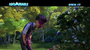 Abominable Home Entertainment TV Spot - Thumbnail 9