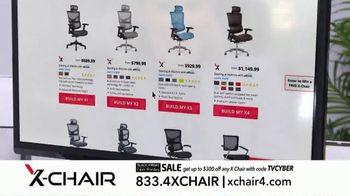 X-Chair Black Friday Cyber Monday Sale TV Spot, 'Nancy: $300 Off' - Thumbnail 7