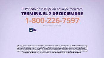 MedicareAdvantage.com TV Spot, 'Beneficios gratis' con Fernando Allende [Spanish] - Thumbnail 5