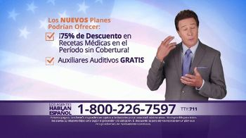 MedicareAdvantage.com TV Spot, 'Beneficios gratis' con Fernando Allende [Spanish]