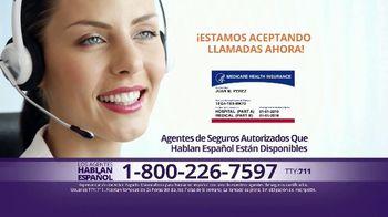 MedicareAdvantage.com TV Spot, 'Beneficios gratis' con Fernando Allende [Spanish] - Thumbnail 2