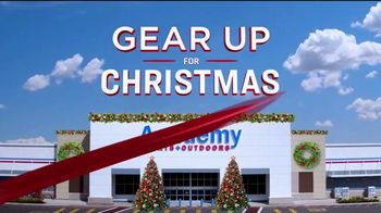 Academy Sports + Outdoors The Christmas Big Deal TV Spot, 'Gear Up' Song by Trap City - Thumbnail 1