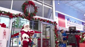 Academy Sports + Outdoors The Christmas Big Deal TV Spot, 'Gear Up' Song by Trap City - Thumbnail 2