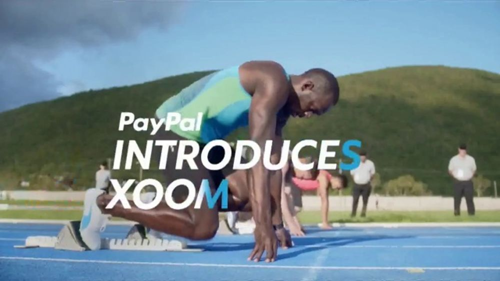Xoom TV Commercial, 'A Faster Way to Send Money Abroad' Featuring Usain Bolt