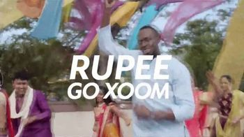 Xoom TV Spot, 'A Faster Way to Send Money Abroad' Featuring Usain Bolt - Thumbnail 5