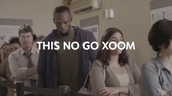 Xoom TV Spot, 'A Faster Way to Send Money Abroad' Featuring Usain Bolt - Thumbnail 6