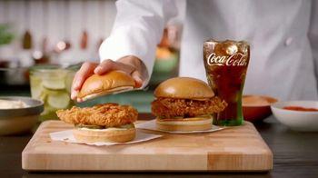 Popeyes Chicken Sandwich TV Spot, 'The Sandwich Is Back'