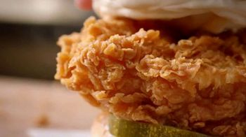 Popeyes Chicken Sandwich TV Spot, 'The Sandwich is Back' - Thumbnail 4