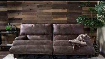 Bob's Discount Furniture TV Spot, 'Gibson Power Reclining Sofa for Only $799' - Thumbnail 4