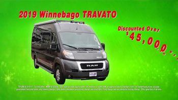 La Mesa RV Holiday RV Show TV Spot, '2019 Winnebago Travato' - Thumbnail 5