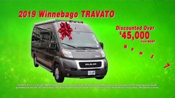 La Mesa RV Holiday RV Show TV Spot, '2019 Winnebago Travato' - Thumbnail 6