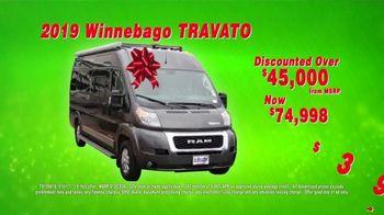 La Mesa RV Holiday RV Show TV Spot, '2019 Winnebago Travato' - Thumbnail 7