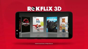 ROKiT Phones Black Friday TV Spot, '3D Without the Glasses' - Thumbnail 2