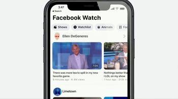 Facebook Watch TV Spot, 'Nap Time' - Thumbnail 5