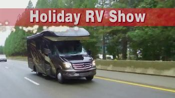 La Mesa RV Holiday RV Show TV Spot, '2019 Hymer Aktiv Loft: $433 a Month' - Thumbnail 1