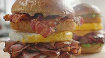 Arby's Brunch Sandwiches TV Spot, 'Judgement' - Thumbnail 4