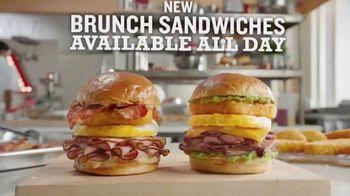 Arby's Brunch Sandwiches TV Spot, 'Judgement' - Thumbnail 5