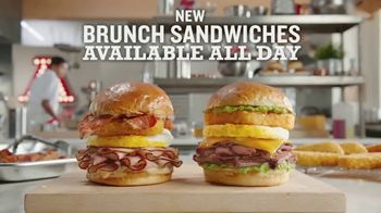 Arby's Brunch Sandwiches TV Spot, 'Judgement'