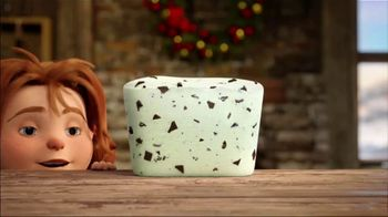 Kemps Simply Crafted Ice Cream TV Spot, 'Merry Minty Holidays'