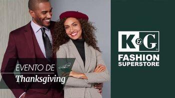 Evento de Thanksgiving: sacos, trajes y calzado thumbnail