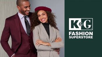 K&G Fashion Superstore Evento de Thanksgiving TV Spot, 'Sacos, trajes y calzado' [Spanish] - Thumbnail 1