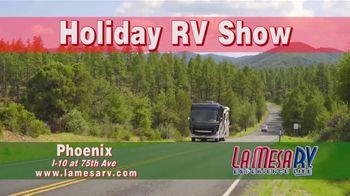 La Mesa RV Holiday RV Show TV Spot, '2019 Winnebago Forza: $164,998' - Thumbnail 7