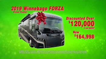 La Mesa RV Holiday RV Show TV Spot, '2019 Winnebago Forza: $164,998' - Thumbnail 6