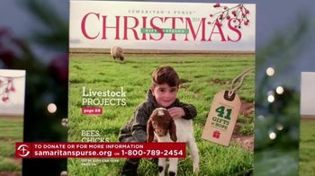 Samaritan's Purse TV Spot, 'Christmas Gift Catalog' - Thumbnail 3