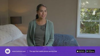 TextNow TV Spot, 'Stay Connected with Friends and Family'