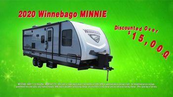 La Mesa RV Holiday RV Show TV Spot, '2020 Winnebago Minnie' - Thumbnail 5