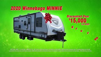 La Mesa RV Holiday RV Show TV Spot, '2020 Winnebago Minnie' - Thumbnail 6