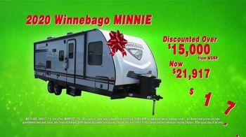 La Mesa RV Holiday RV Show TV Spot, '2020 Winnebago Minnie' - Thumbnail 7